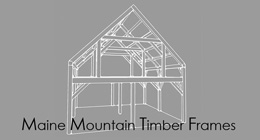 Maine Mountain Timber Frames